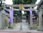 阿倍王子神社に行ってきました|大阪市阿倍野区