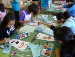 塗装体験教室2014