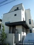 シンプルモダン住宅~世田谷の住宅