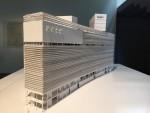 建築模型の存在感・村野藤吾の建築展