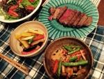 カイノミと野菜いっぱい