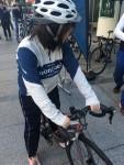 初ロードバイク