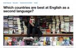 英語が出来る国世界ランキングー日本は?