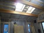 我孫子の床下暖房の平屋の家