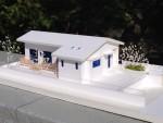 我孫子市の「床下暖房の平屋の家」完成現場見学会のお知らせ