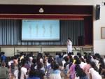 姿勢の講座 in 小学校