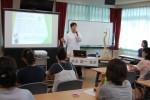 【姿勢の教室】PTA成人教育学級@宮内小学校