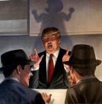 異様な考えの容疑者が大統領である国・アメリカ
