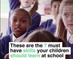 子供たちが学校で学ぶべき7つのスキルー将来成功者となるために