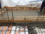 屋上防水コンクリート(コンプラスト)