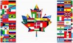 カナダの多民族主義ー都会と田舎の大きな落差