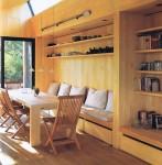 北欧、住まいの特徴とは?(5)家の中に居場所・座る場所がたくさんある!