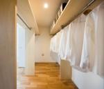 洗濯を効率的に仕舞う間取りプラン。たたんで、しまう、効率的な部屋の作り方とは。