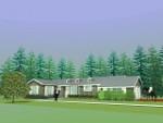 家を建てる前に仮想空間で家を建てる