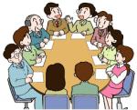 会議の目的は第三の案を生むこと