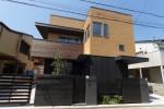 2世帯住宅=単世帯住宅×1.5 ~ 半地下のある家・容積率以上の2世帯住宅を設計する(1)