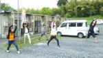 東北支援活動2018③釜石と大島〜宝との再会〜
