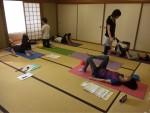 マットピラティス指導者養成コース札幌26期生が終了。
