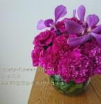 花でめぐるパリのレッスン