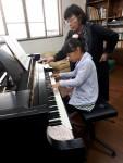 名芸大 演奏学科教授の岡由美子先生による特別レッスン
