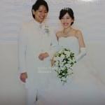 白ドレスのブーケもご紹介