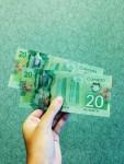 カナダのホストファミリーの経済事情 - 借金に喘ぐ懐具合