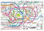 世界で有数の地下鉄網