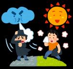 投資と座右の寓話㉓「北風と太陽」