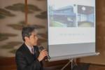 越前市で本日開催の古民家伝統構法耐震補強現場見学会説明会終了!