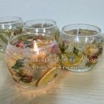 花と自然の香りを楽しむフローラルアロマコース