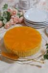 令和元年5月 応用クラスレッスンのお菓子 オレンジ・サンギーヌ