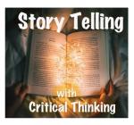 この夏はStoryに夢中 - [Story Telling 講座] カナダからオンラインで