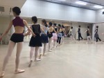 ミストラルバレエスタジオ、いよいよ来月9月14日土曜日本番、宮前市民館です。