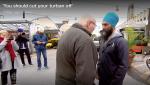 カナダ保守派の傲慢さ -「移民はカナダ人らしくしろ!」