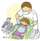 今日は歯科検診でした