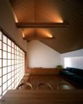 【温かな照明に包まれるモダンな家】として掲載されました