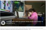 カナダ一部の州で高校オンライン授業開始-親の家庭サポートなしでは不可能