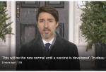 カナダ - 高校留学に非常に厳しいコロナ予測発表