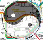 これは「10月か11月に山手線内に在る皇居含む東京を爆破する」事による浸水の予告?