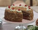 黒い森のさくらんぼケーキ