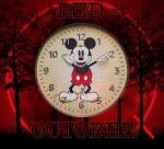 時計の針は10時10分を指している!これは10月10日に世界緊急放送という暗号?