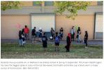 (11/15)Covidカナダ再ロックダウン前- 学校が続々閉鎖中