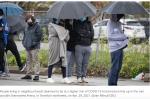 4/30 カナダ緊急速報-オンタリオ州留学生カナダ入国禁止を要請