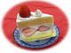 【おすすめスイーツ】 小川軒カフェのショートケーキ