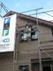 板橋区高島平4丁目/外壁幕板塗装中です!
