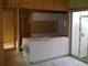 キッチンと浴槽