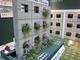 ちょっとおもしろい、外構の壁面緑化ブロック