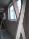 練馬区平和台3丁目/LDの一面多摩産材杉板貼りです