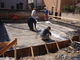 練馬区旭町2丁目/基礎工事がはじまりました。