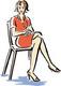 腰痛と足のむくみ